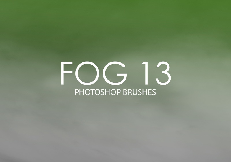 Free Fog Photoshop Brushes 13 Photoshop brush