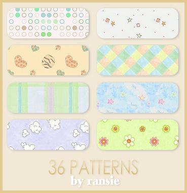 Patterns 17 Photoshop brush