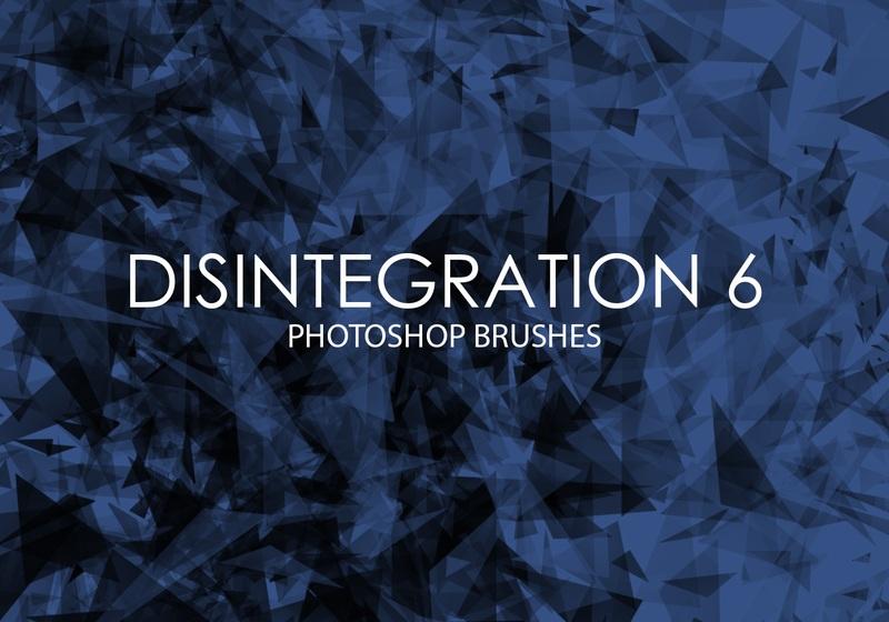 Free Disintegration Photoshop Brushes 6 Photoshop brush