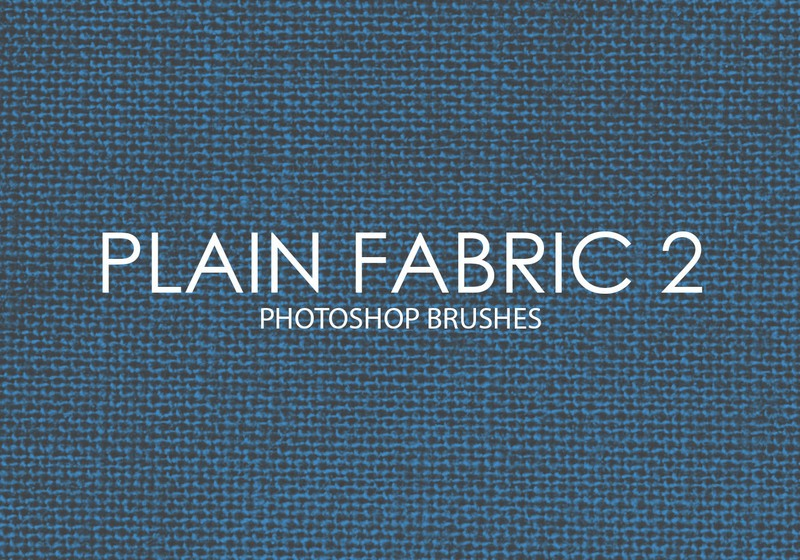 Free Plain Fabric Photoshop Brushes 2 Photoshop brush