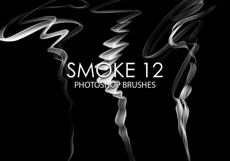 Free Smoke Photoshop Brushes 12 Photoshop brush