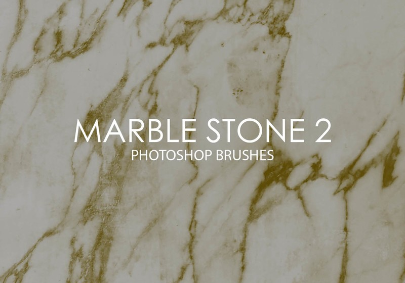 Free Marble Stone Photoshop Brushes 2 Photoshop brush