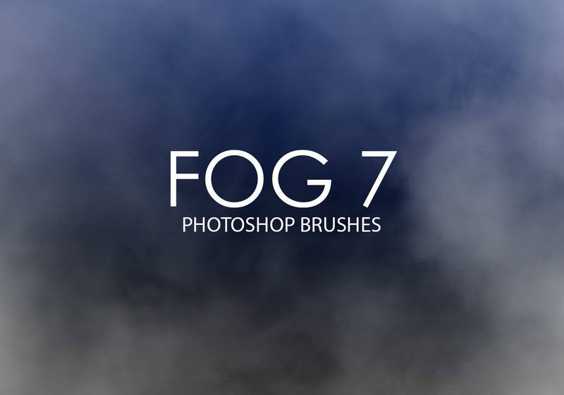 Free Fog Photoshop Brushes 7 Photoshop brush