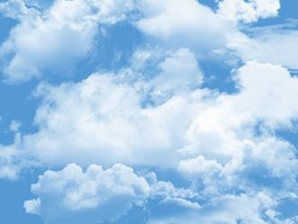 Cloud Brush Set Photoshop brush
