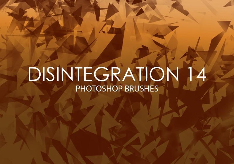 Free Disintegration Photoshop Brushes 14 Photoshop brush