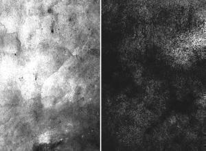 Free Black and White Texture Brushes Photoshop brush
