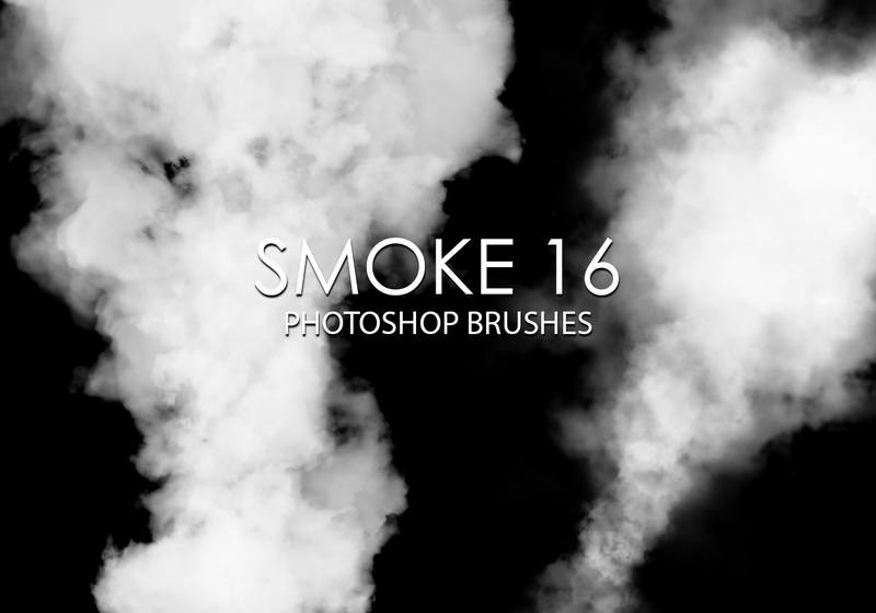 Free Smoke Photoshop Brushes 16 Photoshop brush