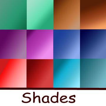 Shades Gradients Photoshop brush
