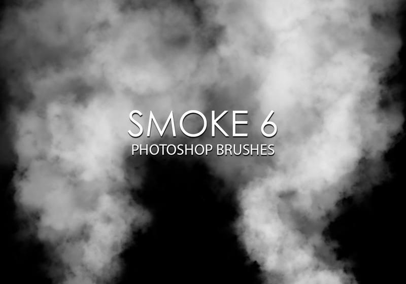 Free Smoke Photoshop Brushes 6 Photoshop brush