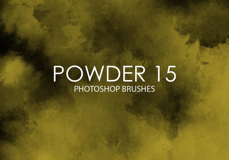 Free Powder Photoshop Brushes 15 Photoshop brush