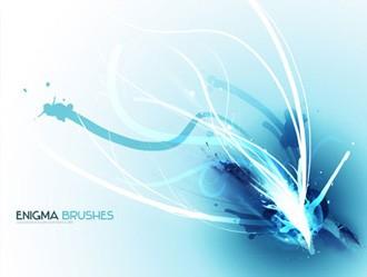 Enigma Brushes Photoshop brush