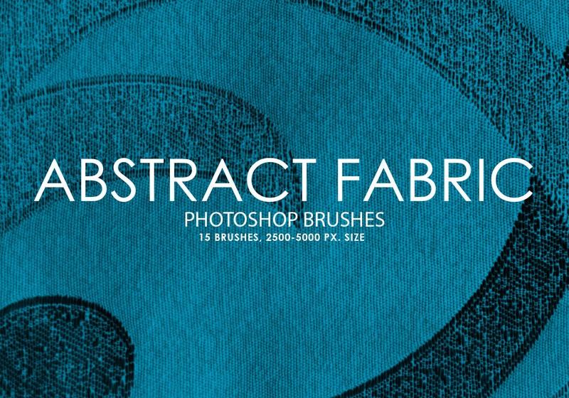 Free Abstract Fabric Photoshop Brushes Photoshop brush