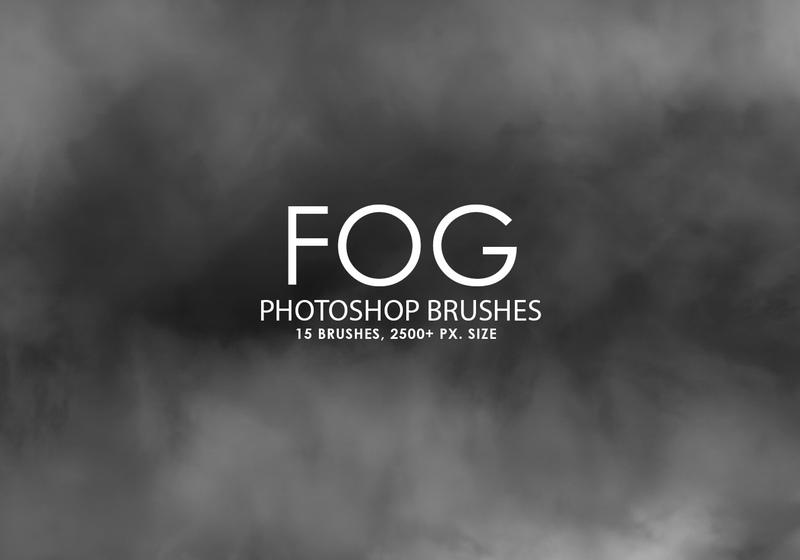 Free Fog Photoshop Brushes Photoshop brush