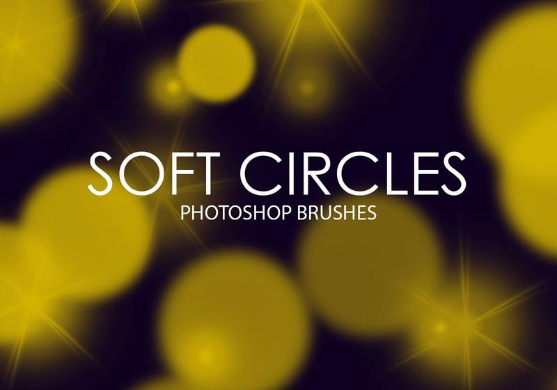 Free Soft Circles Photoshop Brushes Photoshop brush