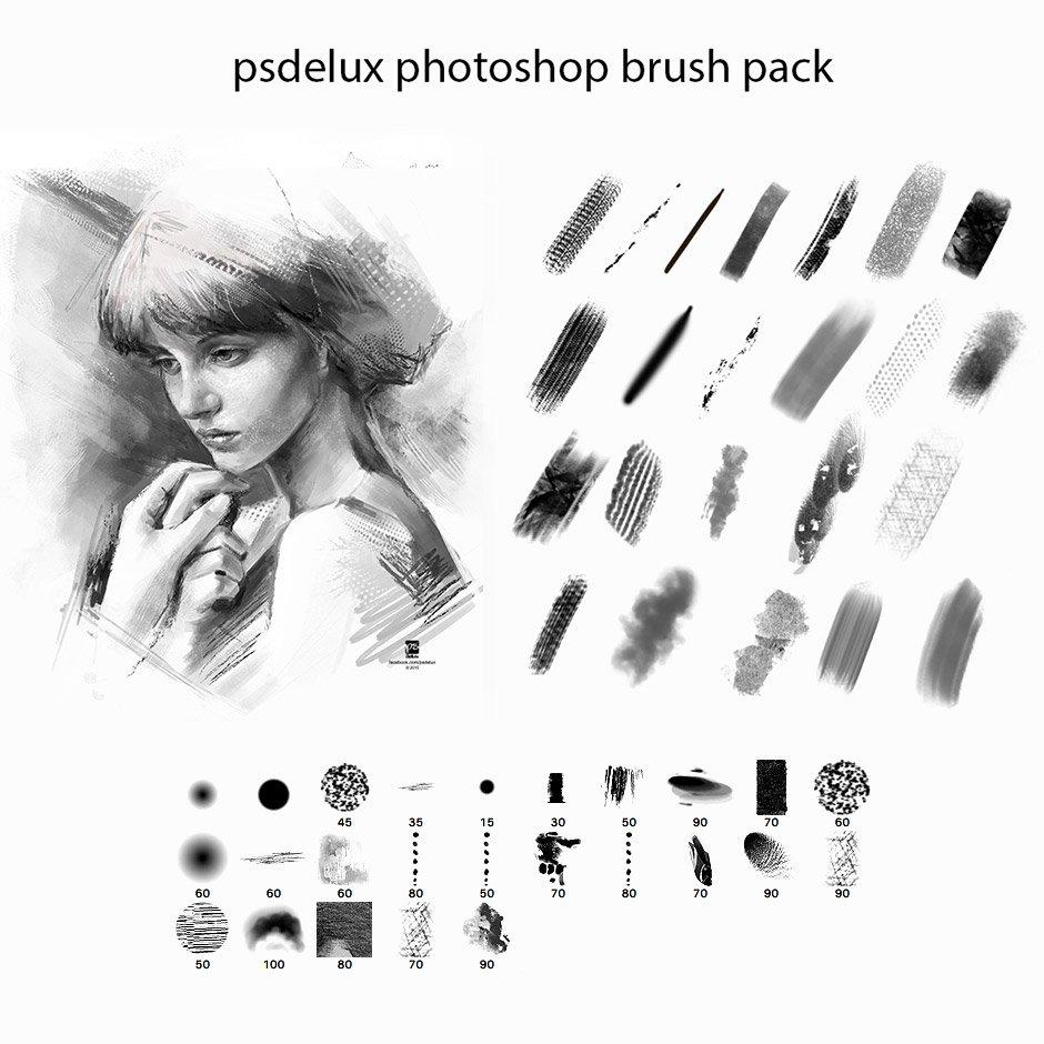 Photoshop Brush Pack Photoshop brush