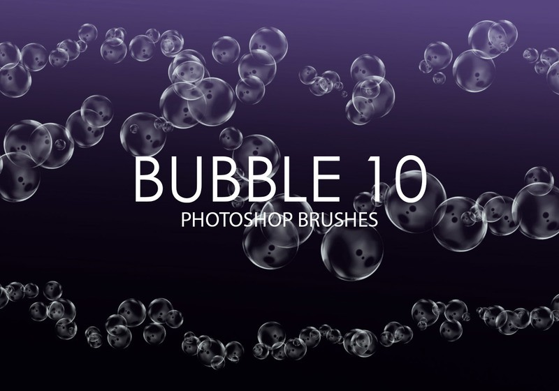 Free Bubble Photoshop Brushes 10 Photoshop brush