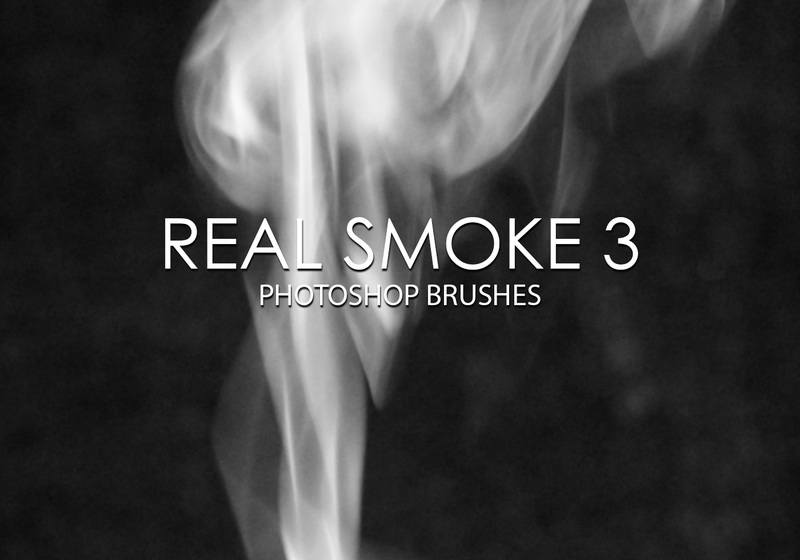 Free Real Smoke Photoshop Brushes 3 Photoshop brush