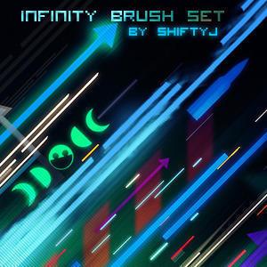 Infinity Brush Set Photoshop brush