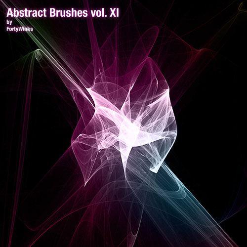 Abstract Brush Pack Vol. 11 Photoshop brush
