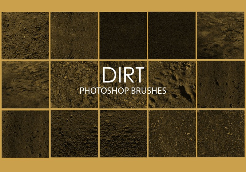 Free Dirt Photoshop Brushes Photoshop brush