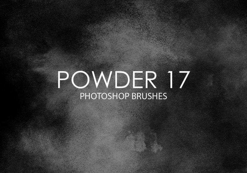 Free Powder Photoshop Brushes 17 Photoshop brush