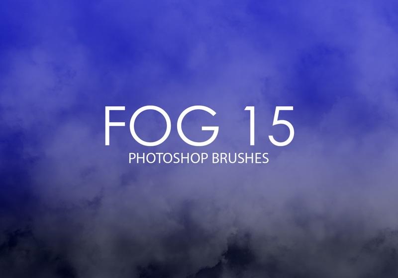 Free Fog Photoshop Brushes 15 Photoshop brush