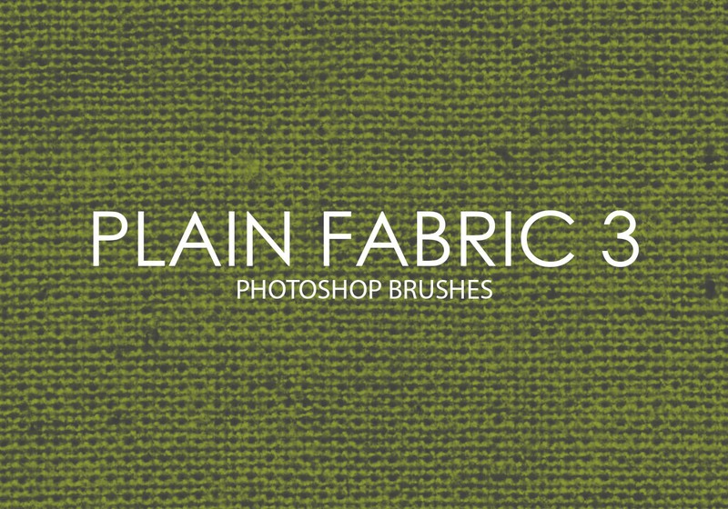 Free Plain Fabric Photoshop Brushes 3 Photoshop brush