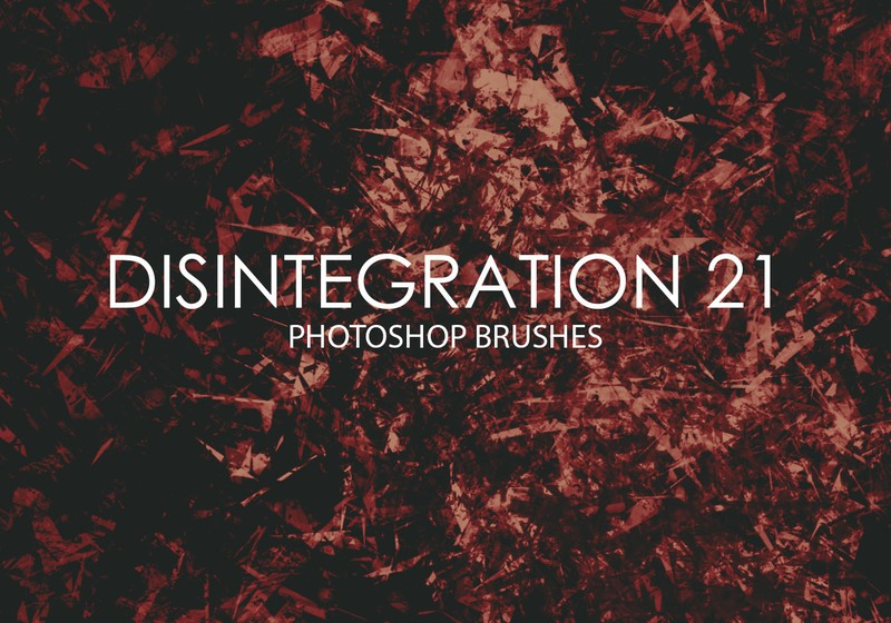 Free Disintegration Photoshop Brushes 21 Photoshop brush