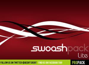 DBD   SwooshPack LITE Photoshop brush