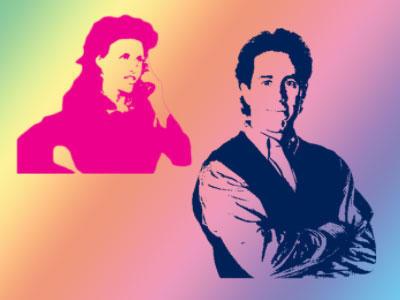 Seinfeld TV Brushes Photoshop brush