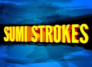 82 Sumi Strokes Photoshop brush