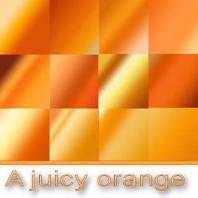 Juicy Orange Photoshop brush