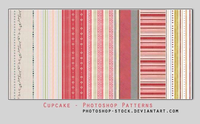 Cupcake Photoshop brush