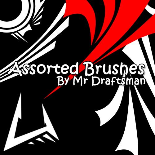 Assorted Brushes Photoshop brush