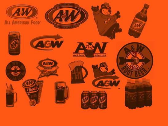 Free A&W Brushes Photoshop brush