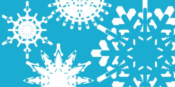 Snowflake Photoshop Brushes Photoshop brush
