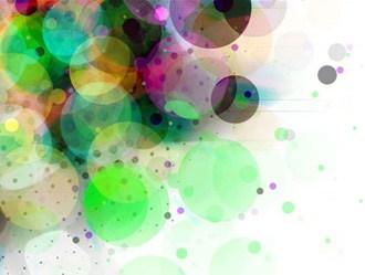 Halftone Dots Photoshop brush