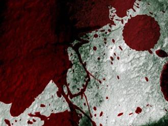18 Blood Splatter Brushes Photoshop brush
