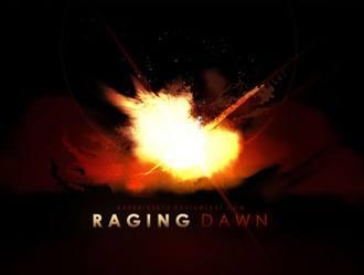 Raging Dawn Photoshop brush