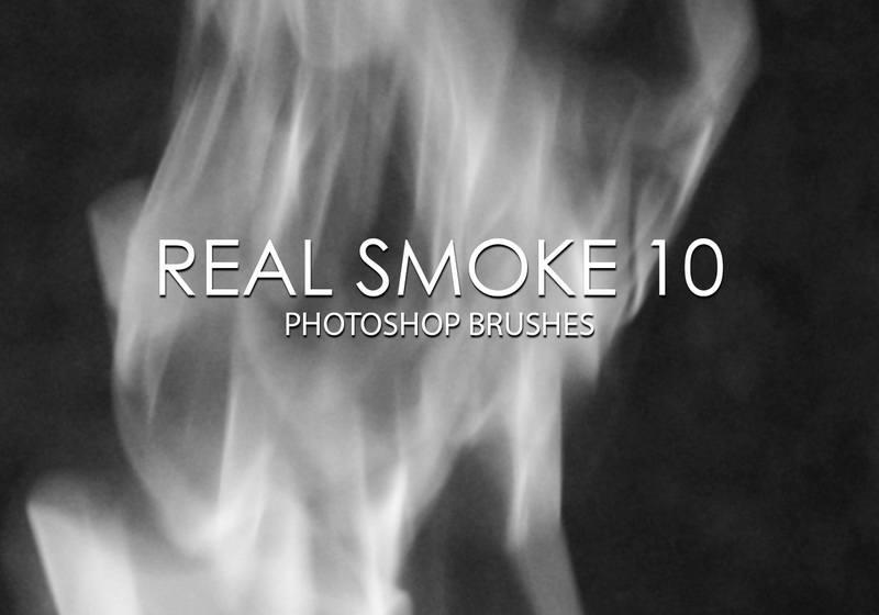 Free Real Smoke Photoshop Brushes 10 Photoshop brush