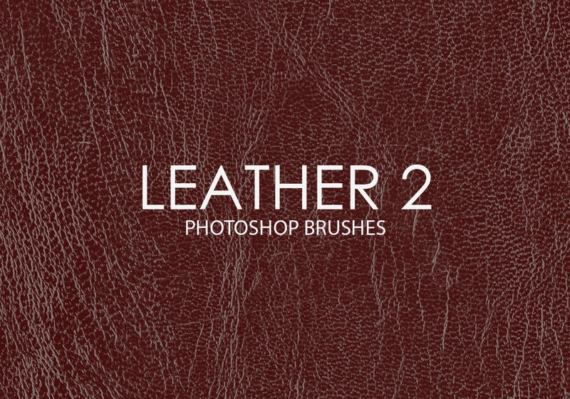 Free Leather Photoshop Brushes 2 Photoshop brush