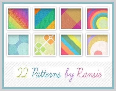 Patterns 25 Photoshop brush
