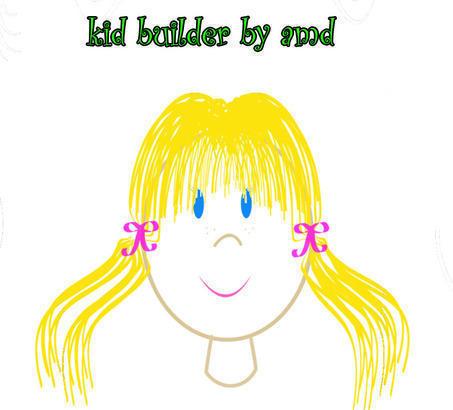 kid builder part 1 Photoshop brush