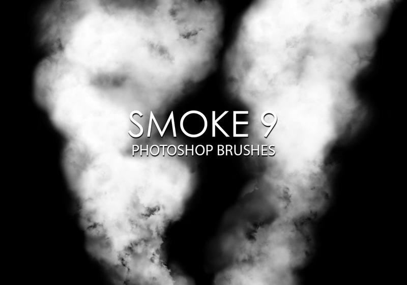 Free Smoke Photoshop Brushes 9 Photoshop brush