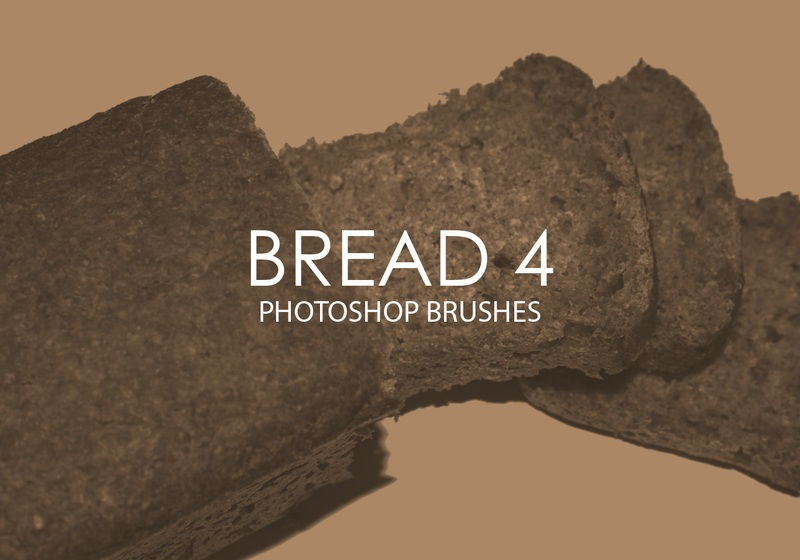 Free Bread Photoshop Brushes 4 Photoshop brush
