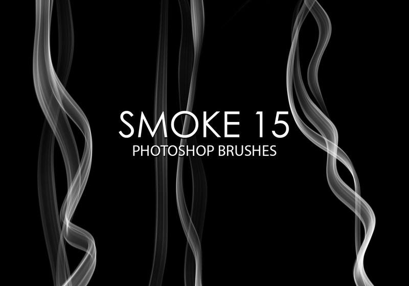 Free Smoke Photoshop Brushes 15 Photoshop brush