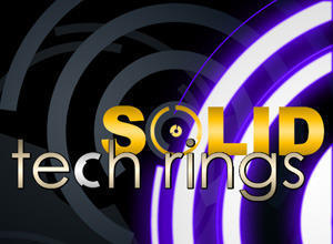 Solid Tech Rings Photoshop brush