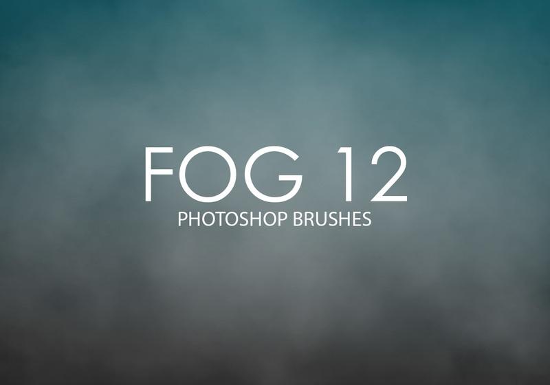 Free Fog Photoshop Brushes 12 Photoshop brush