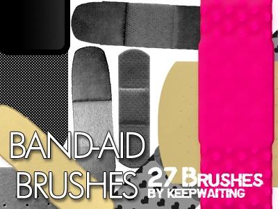 Band-Aid Brushes Photoshop brush