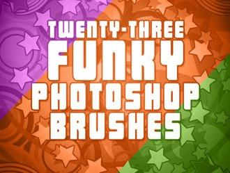 Funky Brushes Photoshop brush